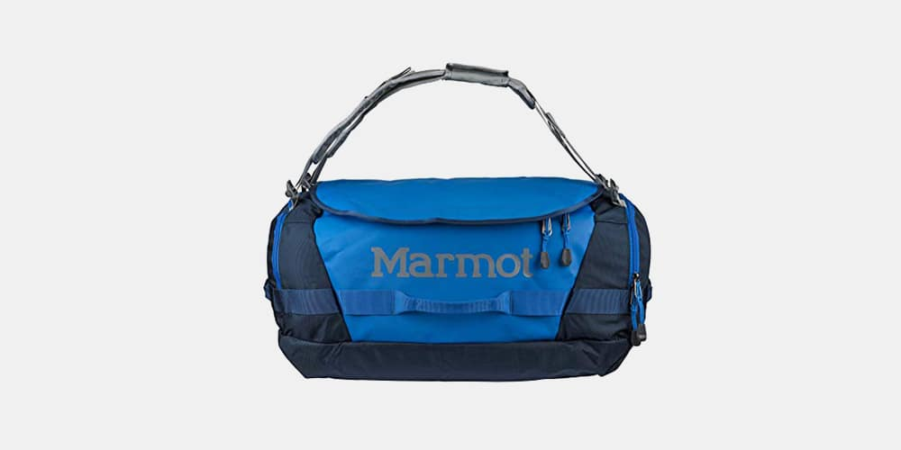 Marmot Long Hauler Duffel Bag Review