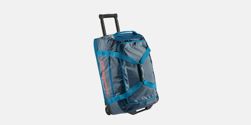 Patagonia Black Hole Wheeled Duffel Bag Review