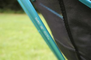 Helinox Sunset Chair Review DAC poles 2