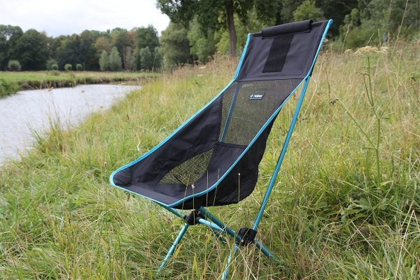 Helinox Sunset Chair Review Assembled