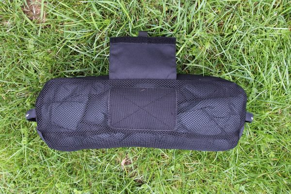 Helinox Sunset Chair Review Pillow Attachment 1
