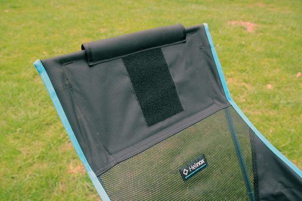 Helinox Sunset Chair Review Pillow Attachment 3