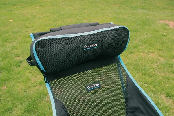 Helinox Sunset Chair Review Pillow Attachment 4